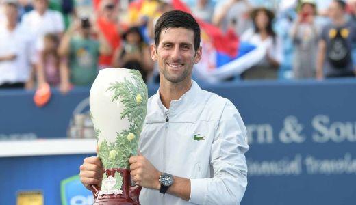 """ATP Masters turneja 1000: Nole prvi do """"Zlatnog Mastersa"""""""
