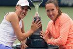 Katarina Srebotnik i Jelena Janković, pobednice Toronta 2013. godine