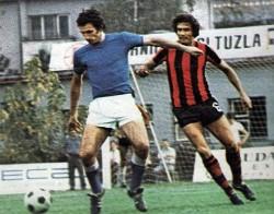 Dušan Mitošević (levo, Radnički Niš) i Kasim Alibegović (Sloboda)