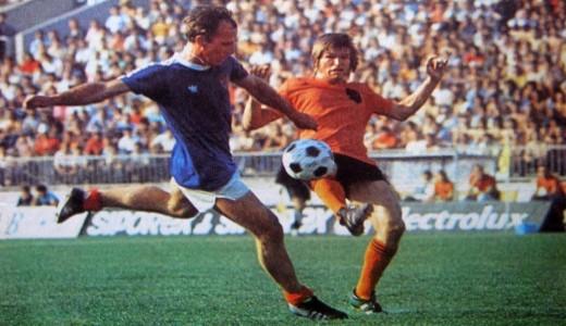 Fudbalski susreti sa Holandijom