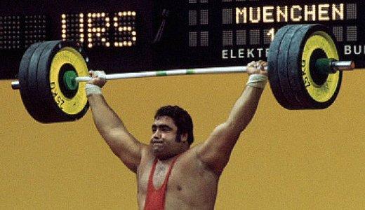 Vasilij Aleksejev, olimpijski šampion u super-teškoj kategoriji