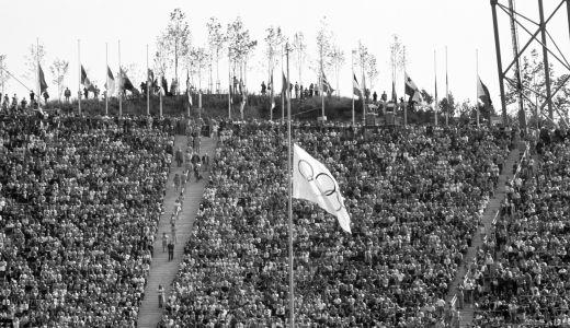 Olimpijski stadion u Minhenu 6. septembra 1972. godine