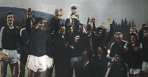 Mlada reprezentacija Jugoslavije, šampion Evrope