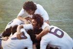 Radost igrača Hajduka nakon Šurjakovog gola u finalu