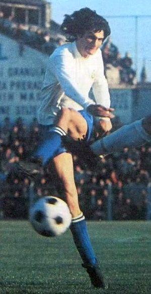 Ivica Šurjak, levokrilni napadač Hajduka